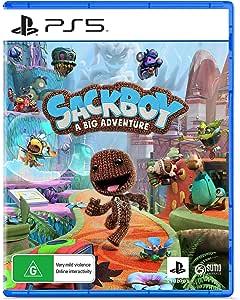 Sackboy A Big Adventure - PlayStation 5