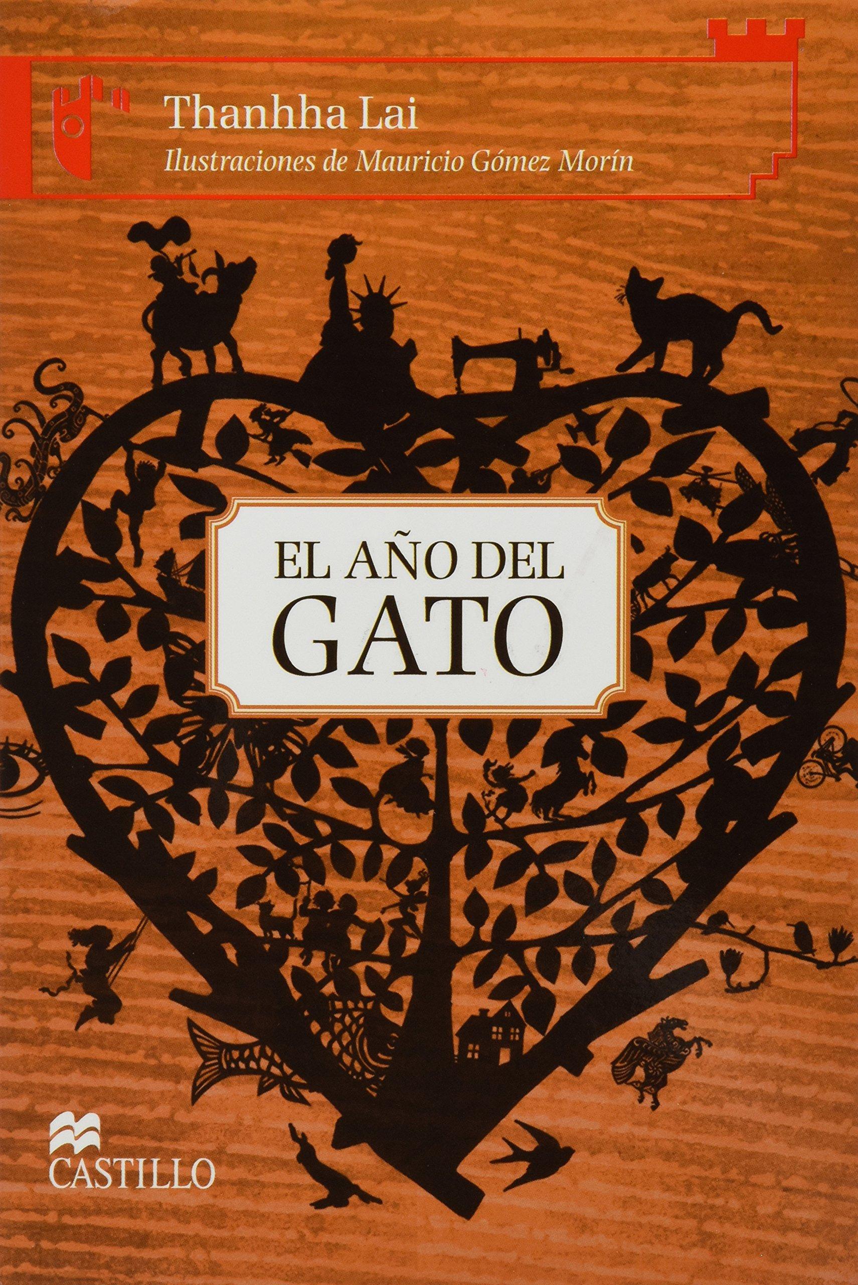 El año del Gato SR 1E MA (Spanish) Paperback