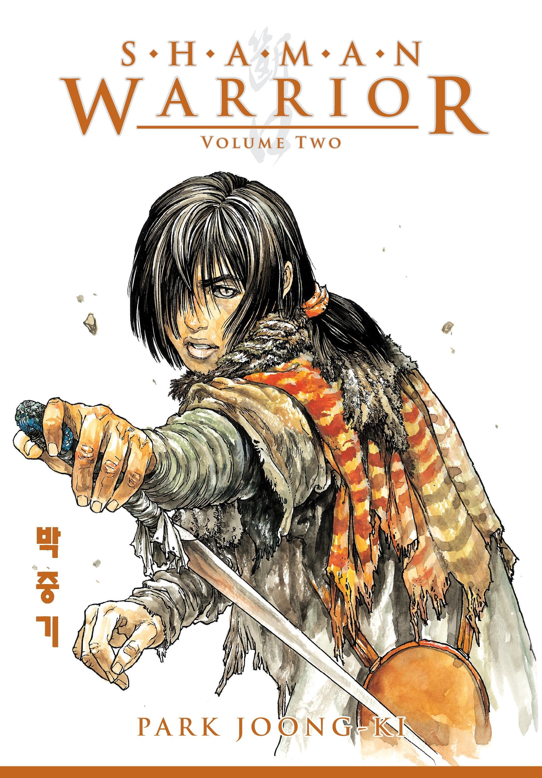 Download Shaman Warrior Volume 2 PDF