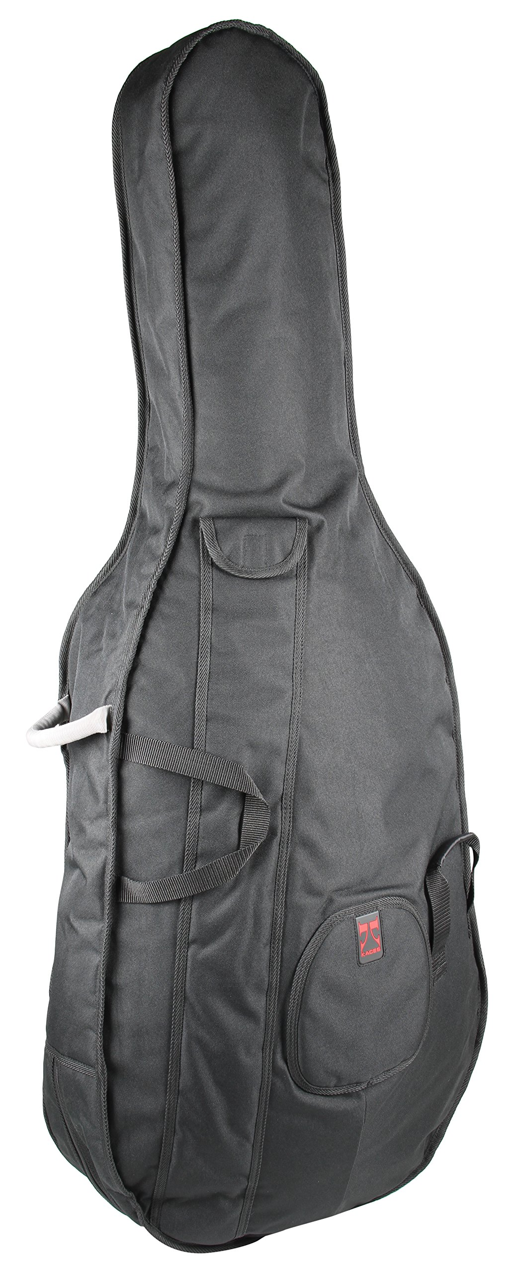 Kaces UKCB-3/4 University Series 3/4 Size Cello Bag by ACE (Image #1)