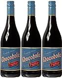 Darling Cellars Chocoholic Pinotage 2016 Wine 75 cl (Case of 3)