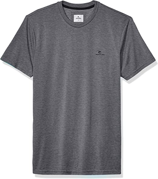 Rip Curl Mens Stand by Vapor Cool Tee Shirt