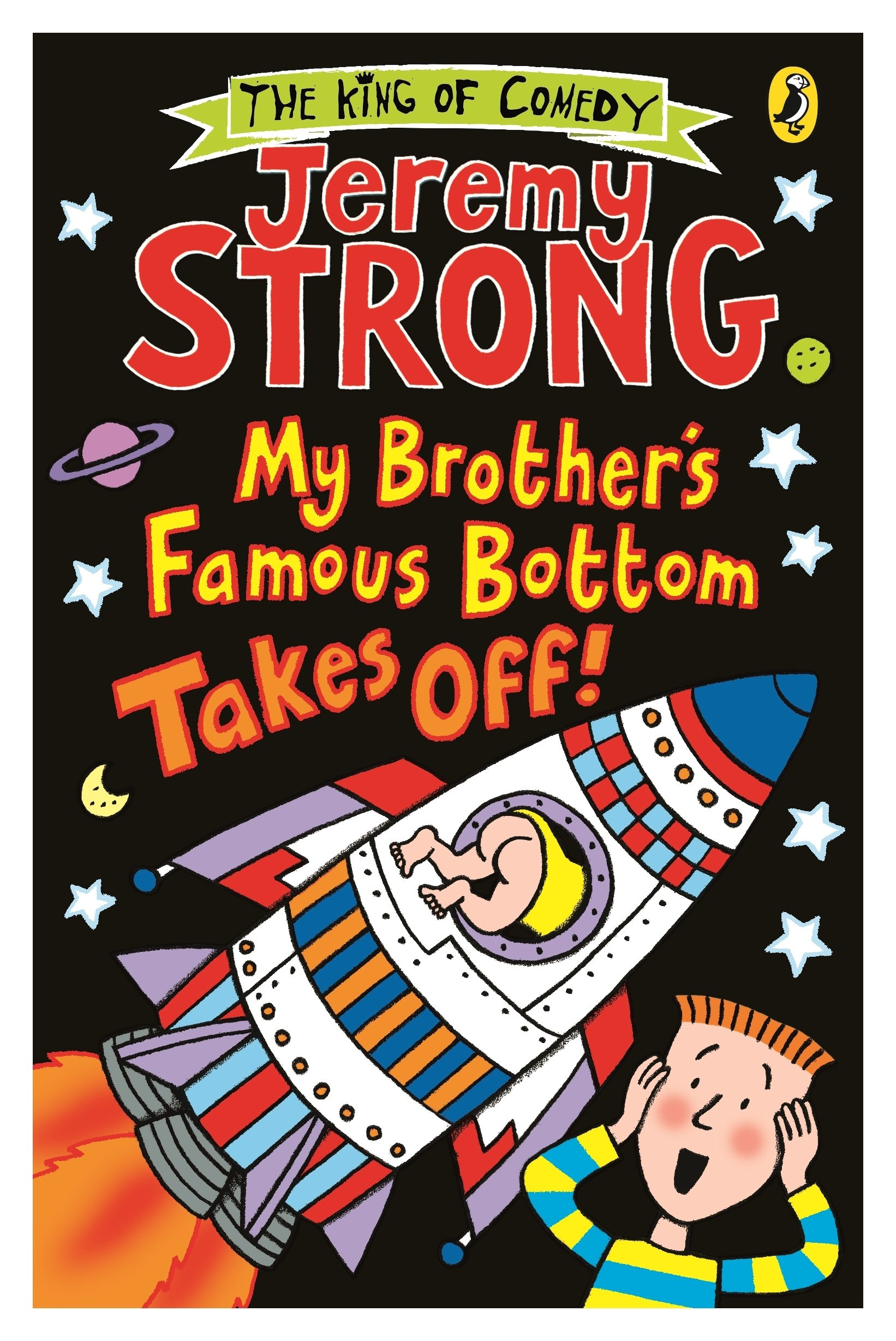 My Brother's Famous Bottom Takes Off: Jeremy Strong PhD