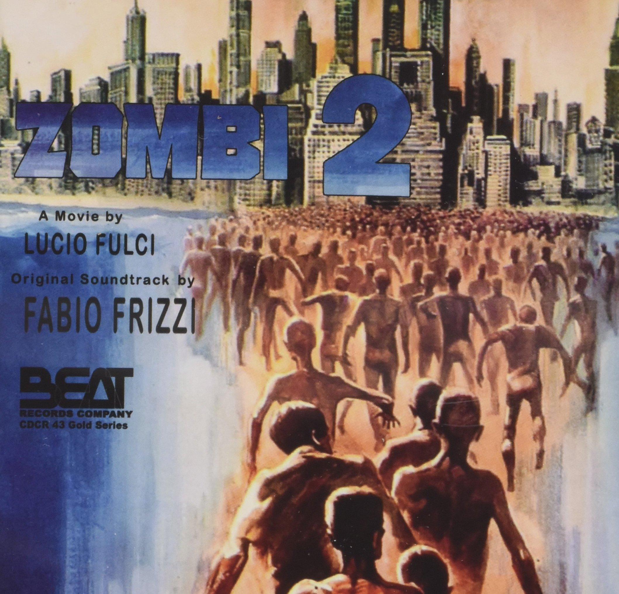 Zombi 2 / Un Gatto Nel Cervello (A Cat in the Brain) (Original Soundtrack)