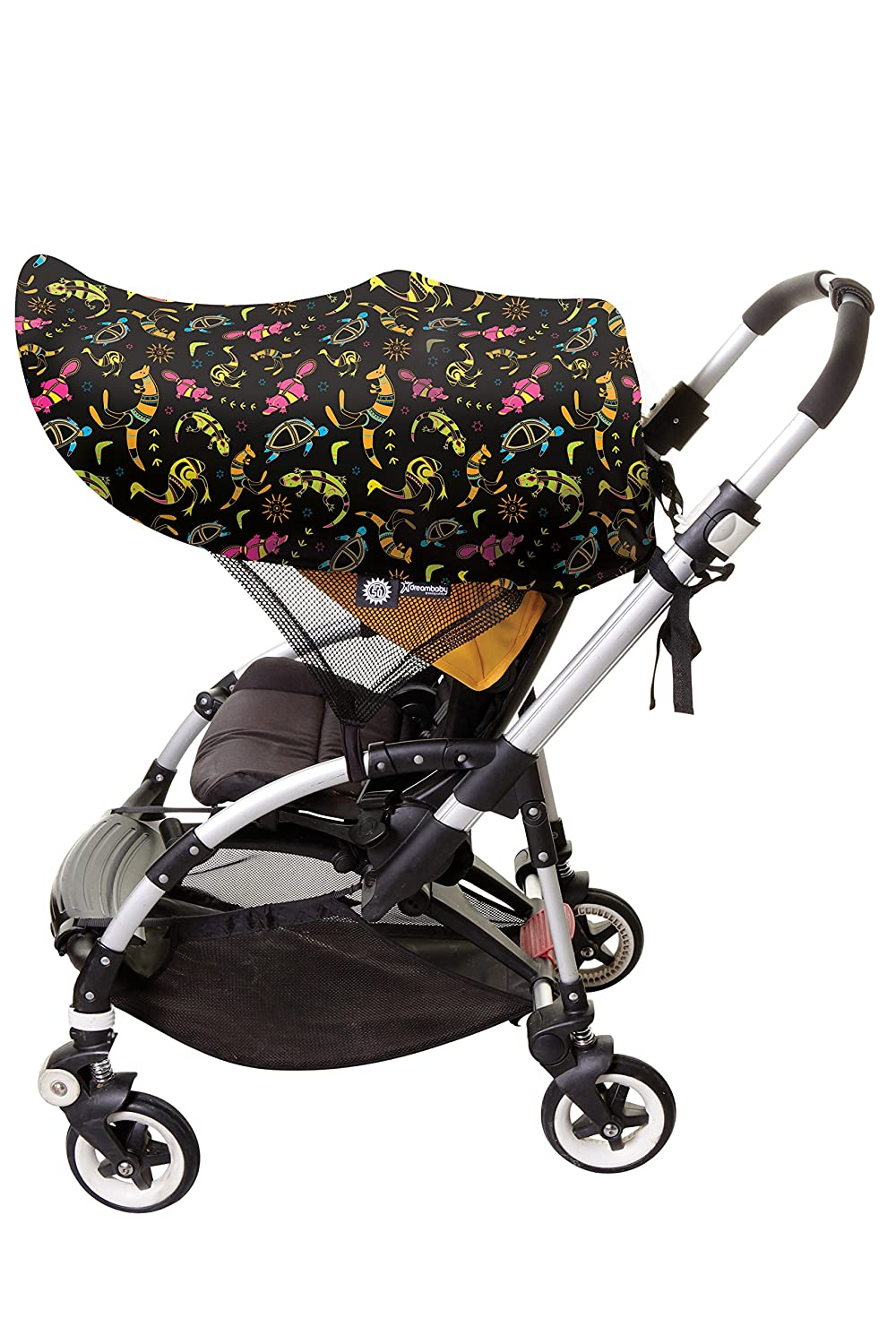 Dreambaby Buddy Extend Stroller (Large, Shade) F286