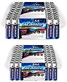 ACDelco Super Alkaline Battery, 100 AA Batteries and 100 AAA Batteries
