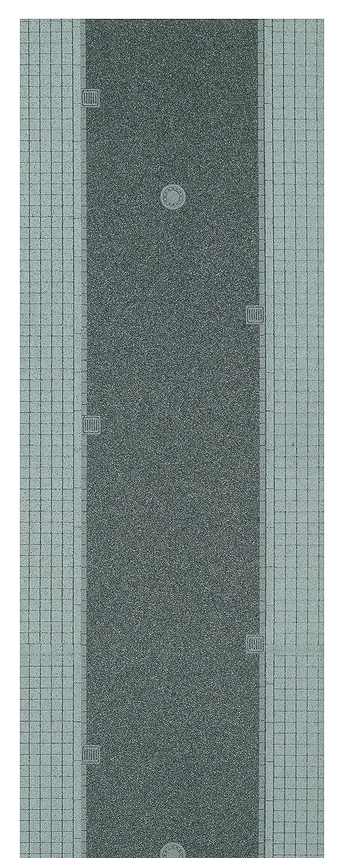 Busch Carretera para modelismo ferroviario H0 escala 1:87 (BUE6038)