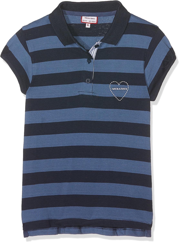 Neck /& Neck M/ädchen Poloshirt