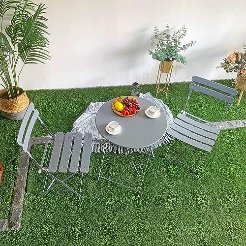 OC Orange-Casual 3-Piece Outdoor Furniture Set