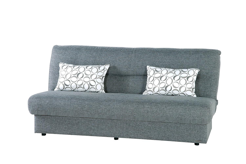 ISTIKBAL Multifunctional Furniture Regata Collection (Sofa Sleeper) DIEGO GRAY