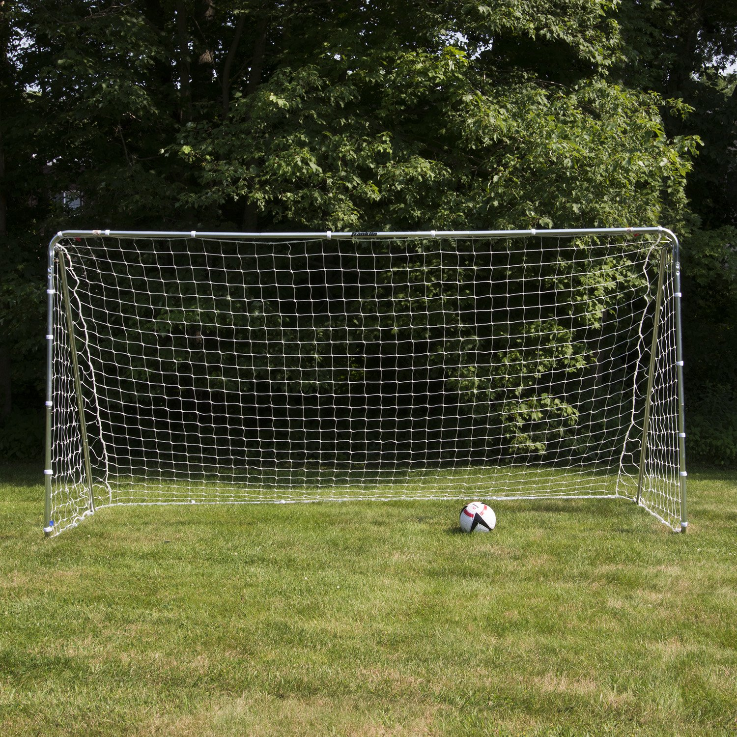 amazon com franklin sports competition steel soccer goal 12 x 6