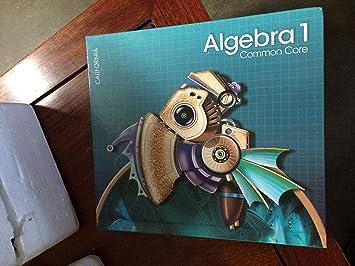 Amazon algebra 1 common core health personal care algebra 1 common core fandeluxe Image collections