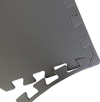 4,5 mm de Grosor 9 piezas Color Azul Gre MPF509 Protector de Suelo para Piscina