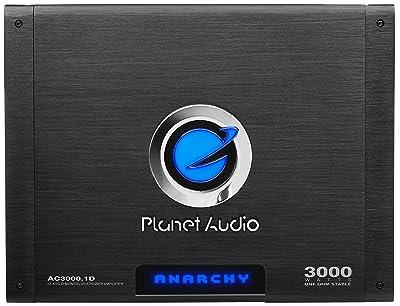 2. Planet Audio AC3000.1D Anarchy