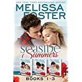 Seaside Summers (Books 1-3, Boxed Set): Love in Bloom (Melissa Foster's Steamy Contemporary Romance Boxed Sets)