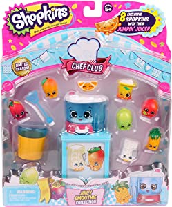 Shopkins Chef Club Juice Pack