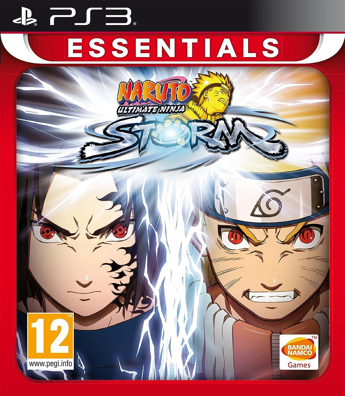 Naruto: Ultimate Ninja Storm Essentials [Importación Inglesa ...