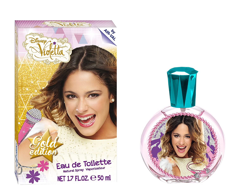 DISNEY Violetta Eau de Toilette 50 ml Air-Val International 5941
