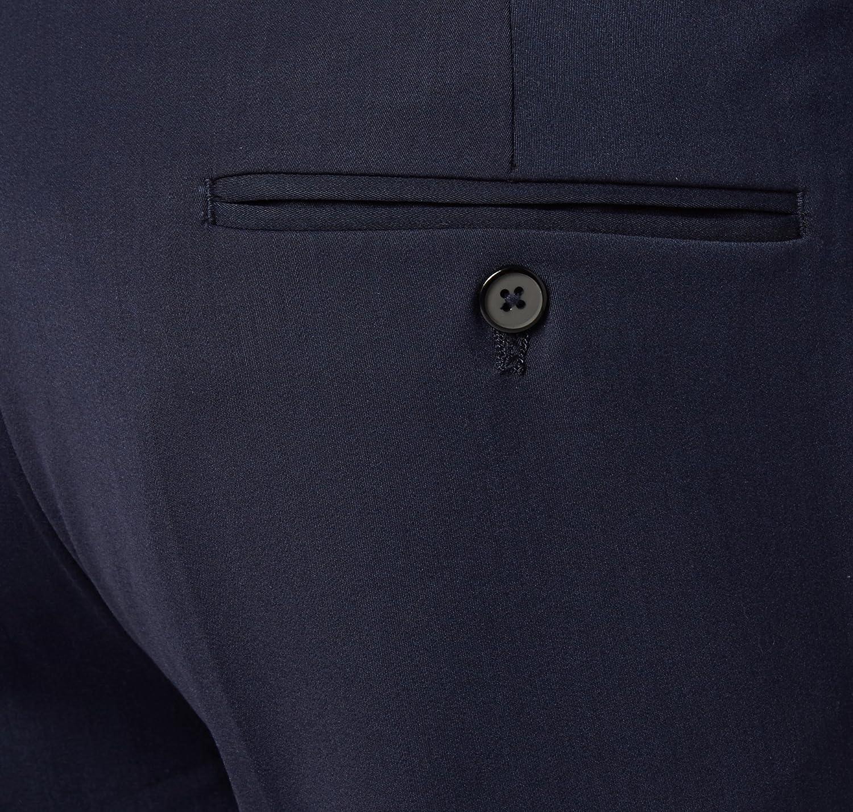 TOM TAILOR Herren Solid Clean Suit Pants Anzughose