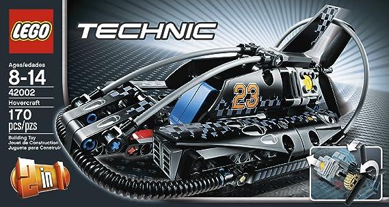 Amazon.com: LEGO Technic 42002 Hovercraft: Toys \u0026 Games