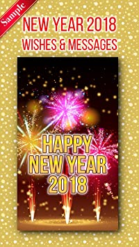 amazoncom happy new year wishes messages 2018 appstore for android