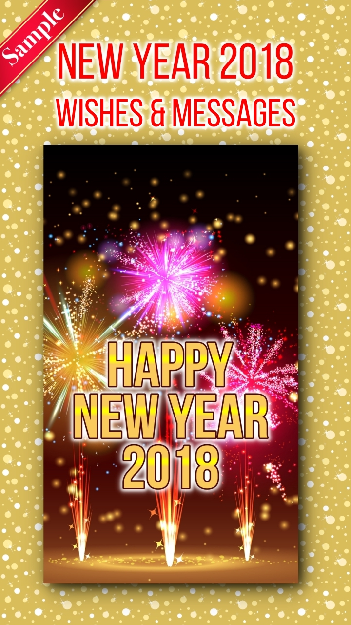 Amazon Happy New Year Wishes Messages 2018 Appstore For Android