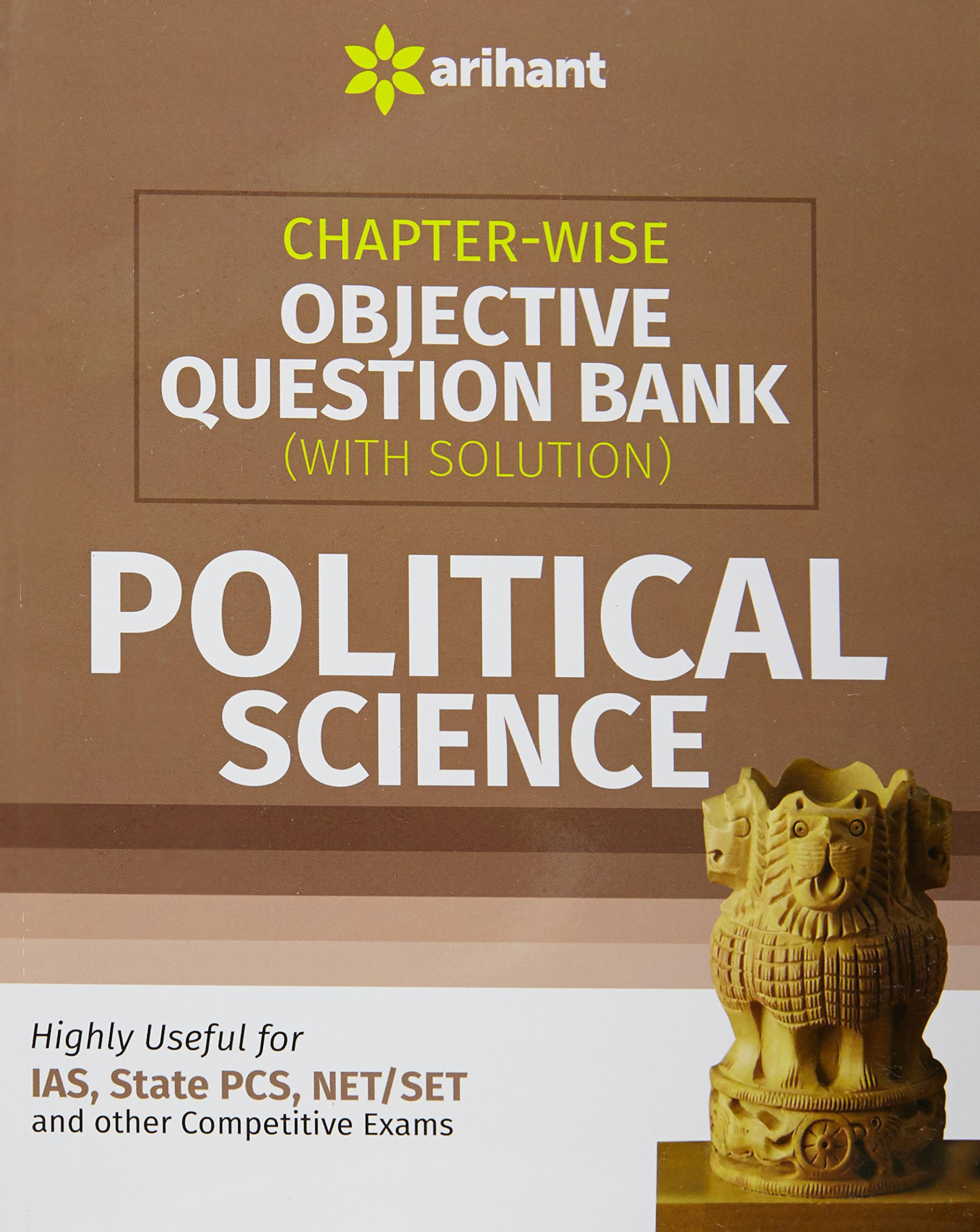 Buy Chapter-wise Objective Question Bank(With Solution