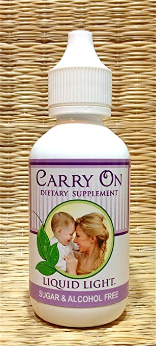 Carry On (2 oz Bottle) - Miscarriage Support