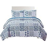 SLPR Artistique 2-Pc. Lightweight Printed Twin Quilt Set
