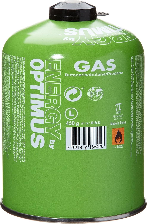 Optimus bombona de Gas