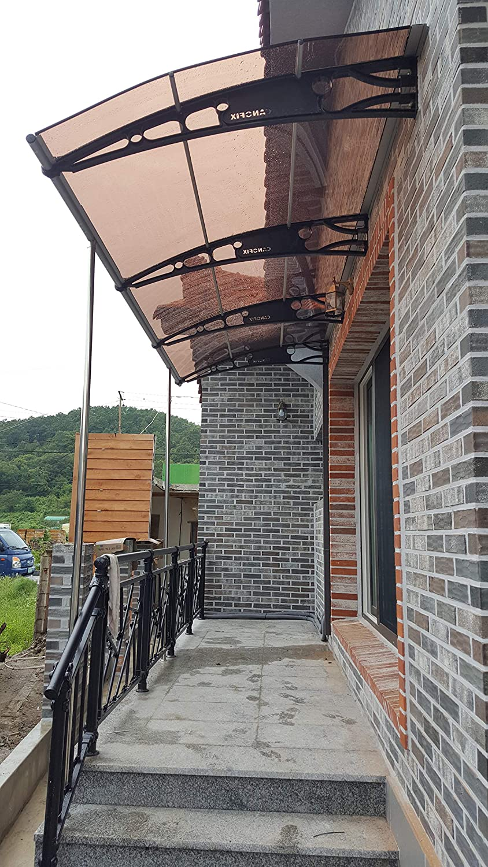 Policarbonato Canofix Canopy Corner customstyle 1500 x 4000 mm ...