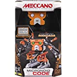 Meccano-Erector - Micronoid Code Magna Programmable Robot Building Kit