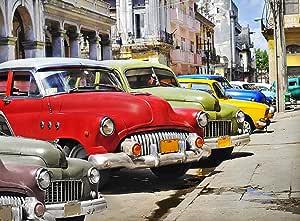 wallpaper view of Classic car 3d
