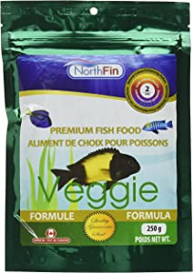 Northfin Veggie Cichlid Food