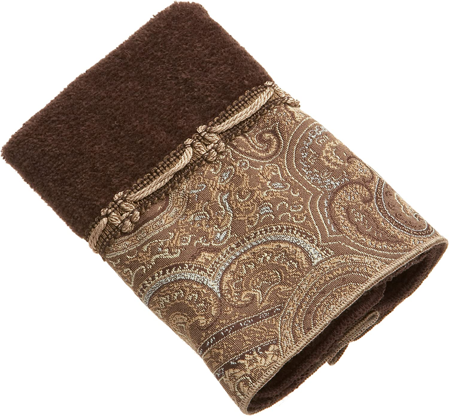 Avanti Linens Bradford Wash Cloth, Java