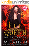 Elf Queen: Clean and Sweet Paranormal Fantasy Romance (The Crystal Kingdom Book 2)
