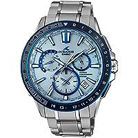 [カシオ] 腕時計 オシアナス GPSハイブリッド電波ソーラー OCW-G1200-2AJF シルバー