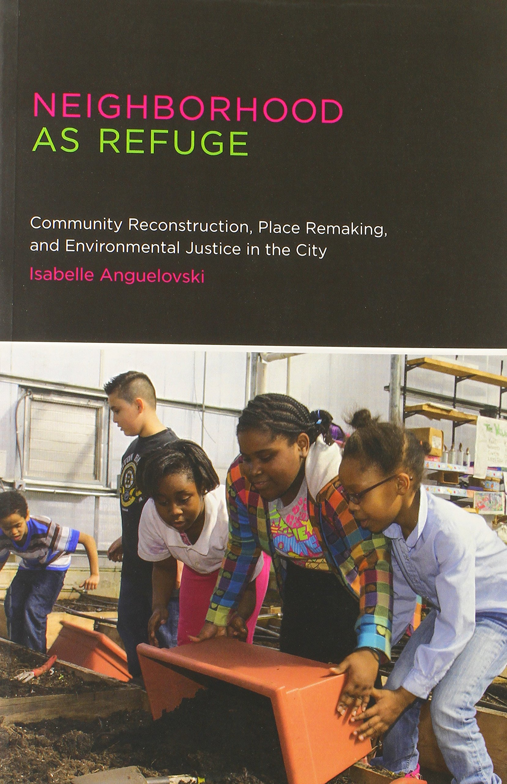 Download Neighborhood as Refuge: Community Reconstruction, Place Remaking, and Environmental Justice in the City (Urban and Industrial Environments) pdf