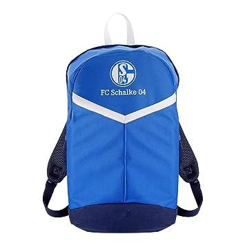 39e40bcc1f6ec FC Schalke 04 - S04 - Kinderrucksack - Rucksack - Tasche - Kids - Logo -