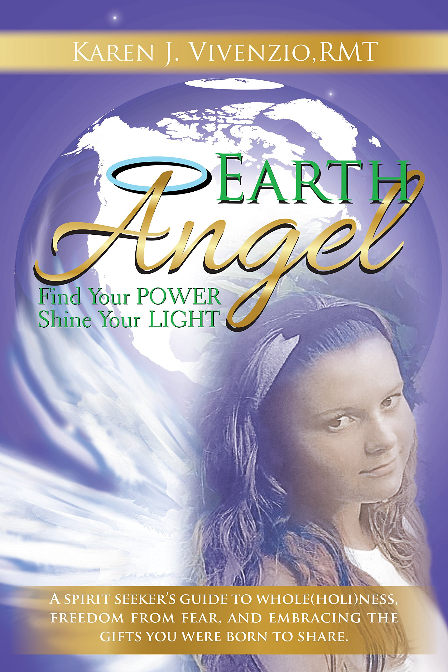 Read Online Earth Angel: Find Your Power, Shine Your Light pdf