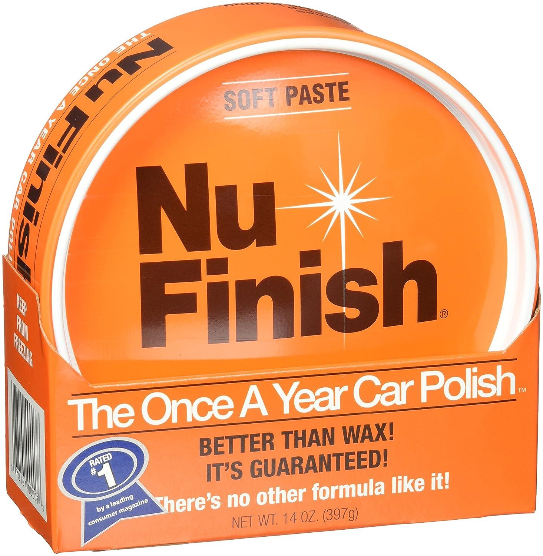 Nu Finish Paste Car Polish Nu-Finish NFP-80