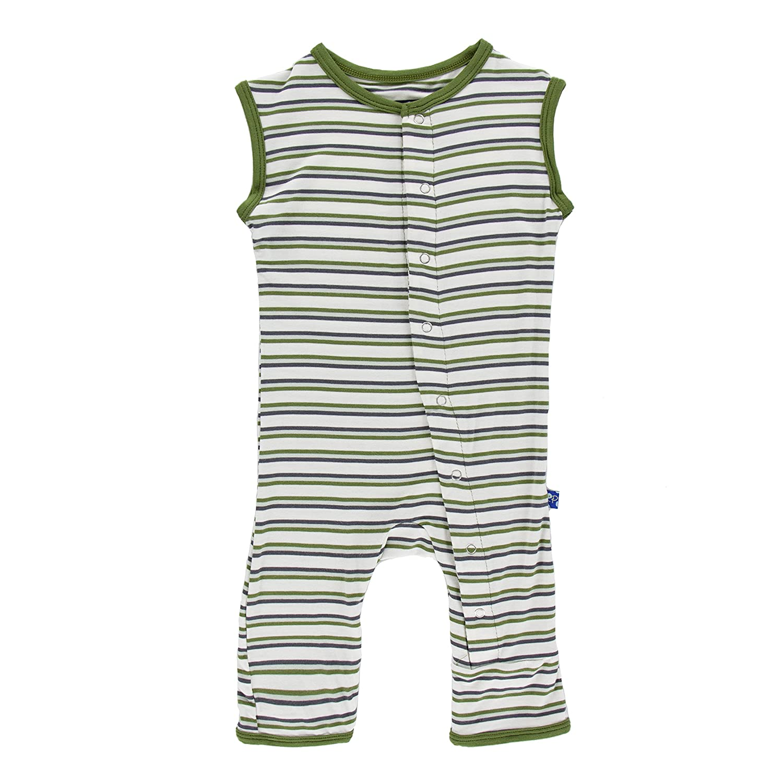 Kickee Pants Baby Boys' Print Tank Coverall Prd-kptca805-prn,
