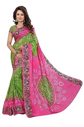 48bb2951f 23 + Amazon Com The Self Design Jacquard Silk Pink Pista Colour ...