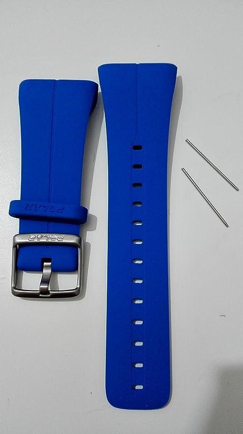 Polar Correa Wrist Strap M400 Azul: Amazon.es: Deportes y aire libre