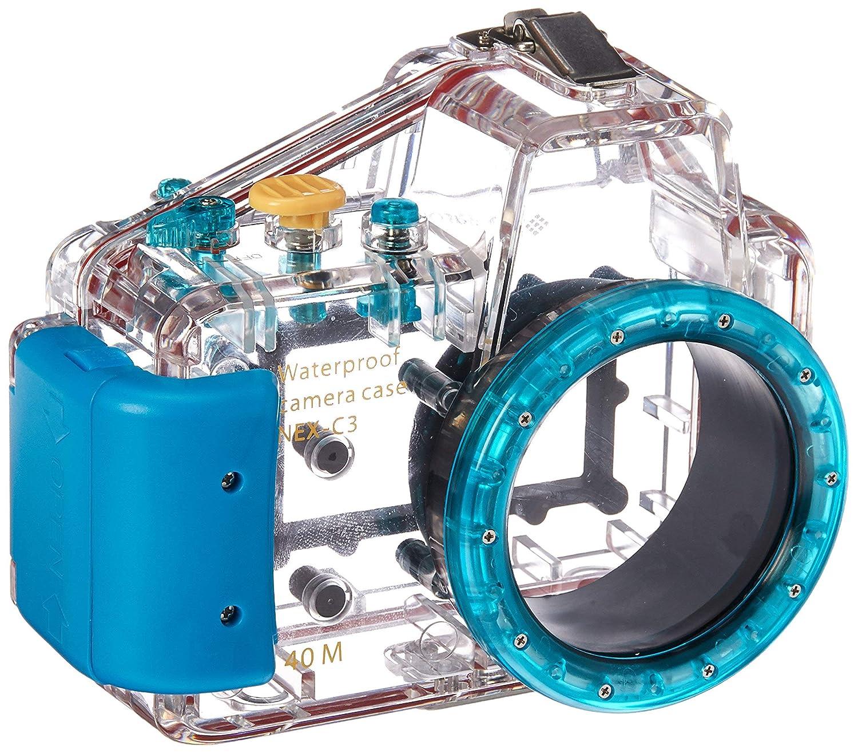ポラロイド ダイブ 定格 防水 水中 ハウジング ケース ソニー アルファ NEX-5N デジタルカメラ用 (認定再生品) NEXC3 16mm  B07Q33JML8