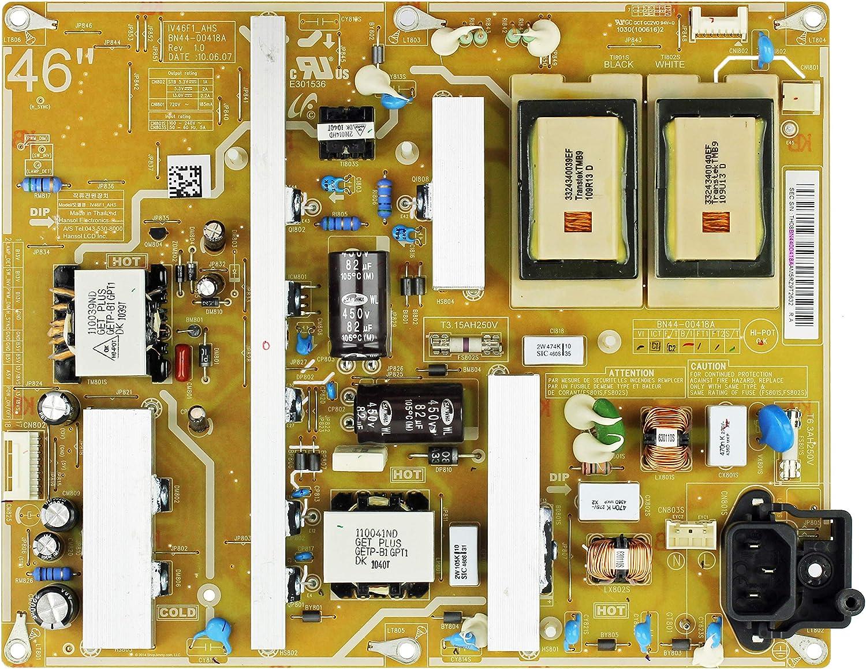 Samsung BN44-00418A PCB Main Genuine Original Equipment Manufacturer (OEM) Part