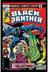 Black Panther (1977-1979) #4 (English Edition) eBook Kindle