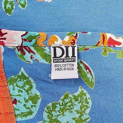 DII Coffee Time Embellished Apron Multi