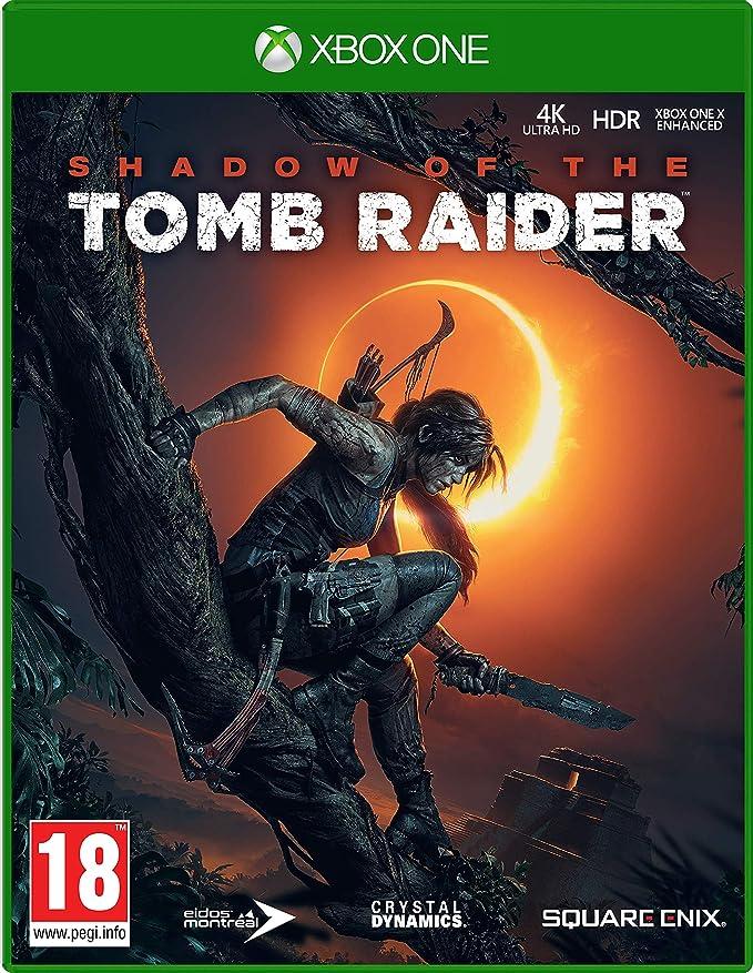 Shadow of the Tomb Raider - Xbox One [Importación inglesa]