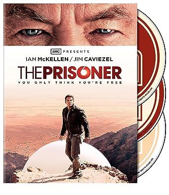 Amazon Com The Prisoner Miniseries Jim Caviezel Ian